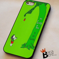 The Giving Tree iPhone 4s iphone 5 iphone 5s iphone 6 case, Samsung s3 samsung s4 samsung s5 note 3 note 4 case, iPod 4 5 Case