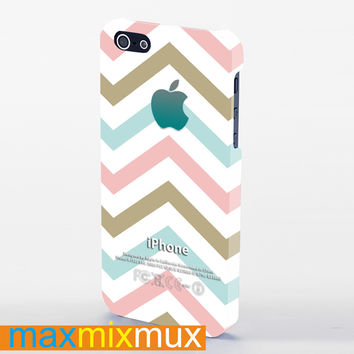 Amazing Cevron Apple iPhone 4/4S, 5/5S, 5C Series Full Wrap Case
