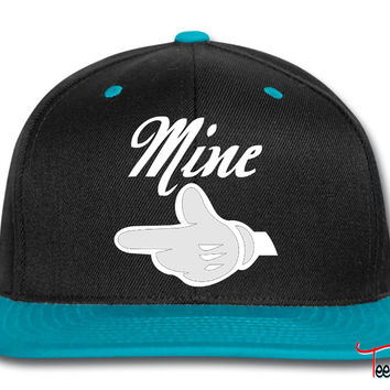 mine right side d Snapback