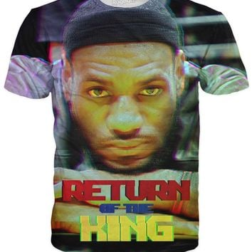 ROTS Lebron James: Return Of The King T-Shirt