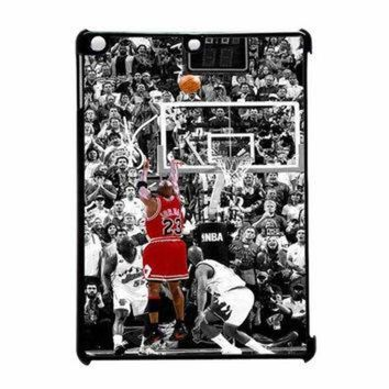 LMFUG7 Michael Jordan Last Shot In NBA iPad Air Case