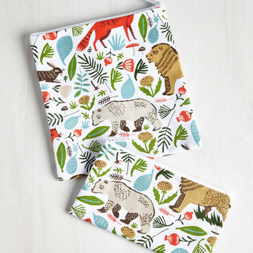 Woods You Join Me? Snack Bag Set