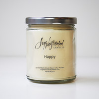Happy Soy Candle