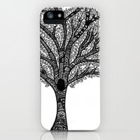 Tree iPhone & iPod Case by Brenna Whitton