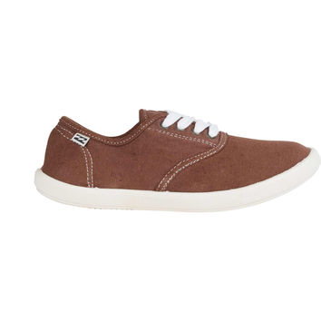 Billabong - Addy Lace Up Shoes | Latte