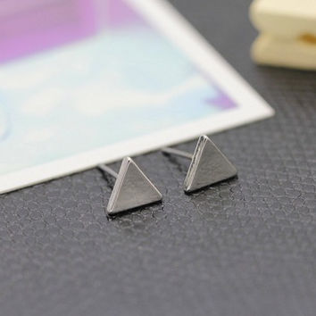 Accessory Geometric Simple Design Unisex Earrings [10444698708]