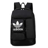 Adidas Casual Hiking Sport Satchel Shoulder Bag Travel Bag Backpack