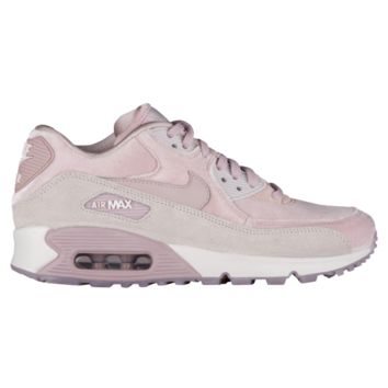 d9110dc523889 Nike Air Max 90 LX Velvet - Women s - Women s - Casual Running Sneakers -  Casual