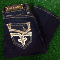 ROCK REVIVAL BARBY B400 BOOTCUT JEANS
