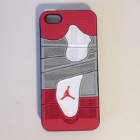 Air Jordan iPhone case 4 Bred iPhone 5 5s