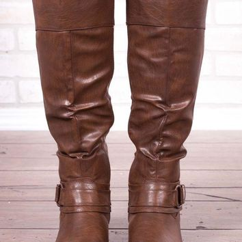 PEAPF Savannah Riding Boot- Brown