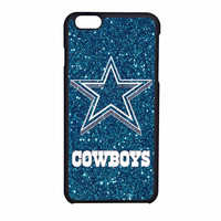 Dallas Cowboys Glitter iPhone 6 Case