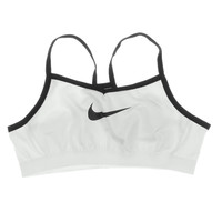 Nike Girls Swoosh Dri-Fit Racerback Sports Bra