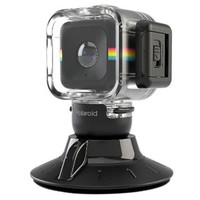 Polaroid Cube Waterproof Case and Suction Mount at City Sports