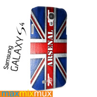 Arsenal FC Samsung Galaxy Series Full Wrap Cases