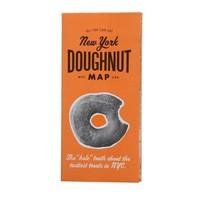 """ALL-YOU-CAN-EAT NYC """"Doughnut"""" Map"""