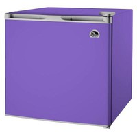 IGLOO 1.6 cu. ft. Mini Refrigerator in Purple-FR115I-PURPLE - The Home Depot
