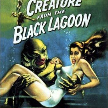 Richard Carlson & Julie Adams & Jack Arnold-Creature From the Black Lagoon