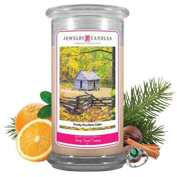 Smoky Mountains Cabin | Jewelry Candle®