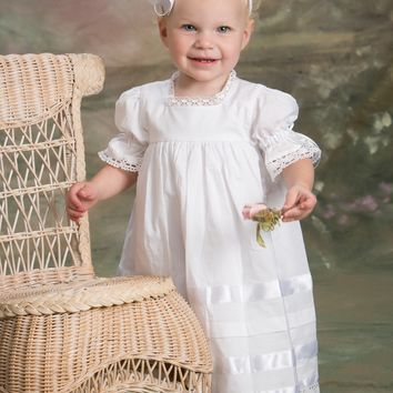 Virginia - Toddler Baptism Dress