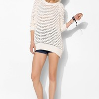 Gat Rimon Doon Sheer Stripe Sweater - Urban Outfitters