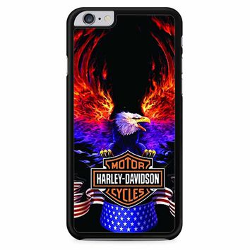Harley Davidson Eagle iPhone 6 Plus / 6S Plus Case
