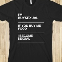 I'M BUYSEXUAL