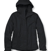 Women's Trail Model Rain Jacket, Fleece-Lined | Free Shipping at L.L.Bean