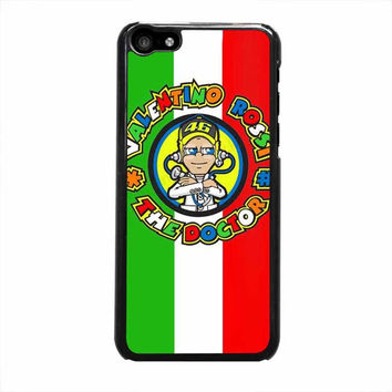 valentino rossi the doctor 46 iphone 5c 5 5s 4 4s 6 6s plus cases