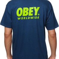 Obey Worldwide Family T-Shirt