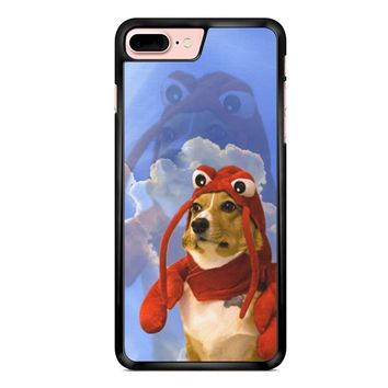 Lobster Corgi Doggo iPhone 7 Plus Case