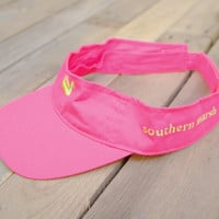 Limited Edition! Southern Marsh Visors - Neon