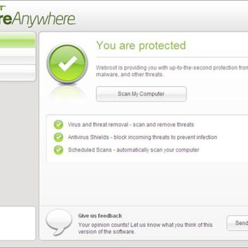 Webroot SecureAnywhere Antivirus 2016 Serial Key