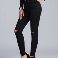 Wanderlust Stretchy Skinny Jeans