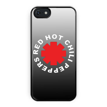 Red Hot Chili Peppers Music Rock iPhone 5/5S Case
