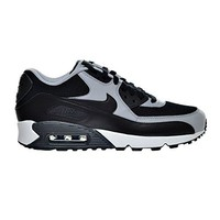 Nike Air Max 90 Essential Men's Shoes Black/Wolf Grey/Anthracite 537384-053  nike air max