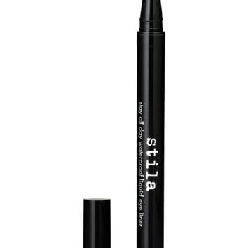 stila 'stay all day' waterproof liquid eyeliner | Nordstrom