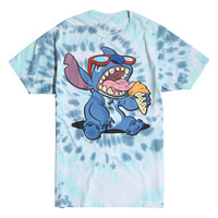 Disney Lilo & Stitch Ice Cream Tie Dye T-Shirt