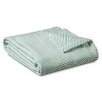 Threshold™ Ringspun Cotton Fashion Blanket