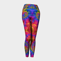 Design: Viva - Leggings, Women's Leggings, Women's Clothing, Women's Fashion, Active Wear, Street Wear, Fashion Accessory