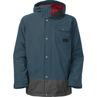 The North Face Number Eleven Jacket - Men's Monterey Blue,