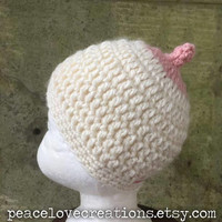 Boob Beanie!  Ready to Ship ~ FREE SHIPPING