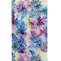 Watercolor Pineapple Print Iphone 5s Case