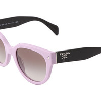 Prada 0PR 17OS Pink/Grey Gradient - Zappos.com Free Shipping BOTH Ways