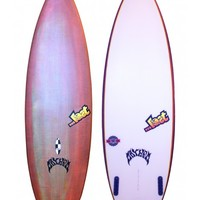 LOST SURFBOARDS/BLACK DAR V2 SHORTBOARD BLACK DART 5'10 - Catalyst Shop