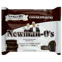 Newman's Own Organics O's Chocolate Creme (6x13OZ )
