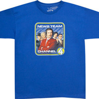 Channel 4 News Team Anchorman Shirt