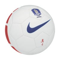 Nike Korea Supporters Soccer Ball Size 5 (White)