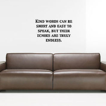 Imagine, Desire, Act quote wall sticker quote decal wall art decor 5244