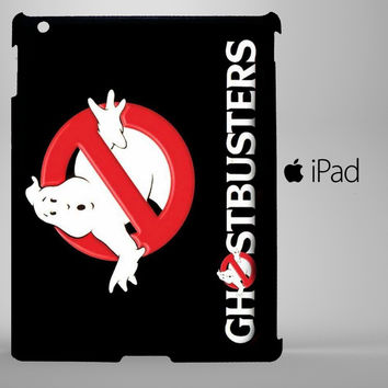 Ghostbusters I0063 iPad 2, iPad 3, iPad 4, iPad Mini and iPad Air Cases - iPad